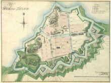Befästningsstaden Göteborg 1795