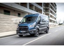 Ford Transit Trail