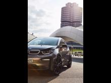 Nye BMW i3 120 Ah