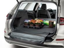 Nya Ford Mondeo Hybrid som kombi presenteras på motormässan i Bryssel.
