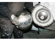 Produktionen av den Peruanska Urnan