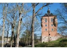 Wiks slott vår