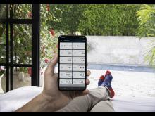 OnDeck Lifestyle Zuhause Kontrolle der Sensoren