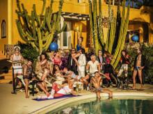 Årets deltakere på Paradise Hotel - foto: Per Heimly