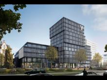 ZÜBLIN, Volksbank Areal 2018 Ansicht 2, Freiburg