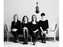 Sjöströmska kvartetten – Stråkkvartett i vardagsrum