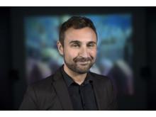 Johar Bendjelloul, programvärd för Stora Journalistprisets gala 2017