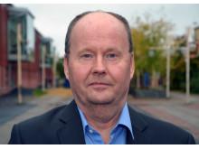 Håkan Vallin, forskare i visuell gestaltning vid Luleå tekniska universitet