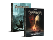 Symbaroum Game Master's Guide And Adventure Pack 4