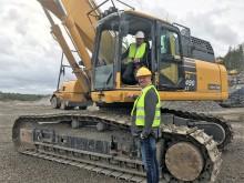 Green Mountain Construction Start DC3-Oslo