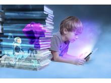 """Foto: Das Bayernwerk zeichnet unter dem Motto """"Bibliotheken fördern Lesen – wir fördern Bibliotheken"""" jährlich 50 öffentliche Büchereien für das hervorragende Angebot und den Einsatz der Büchereimitarbeiter und ehrenamtlichen Helfern aus."""