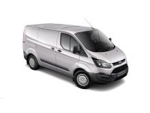 Fords nya entonsskåpbil Transit Custom ECOnetic har klassens bästa bränsleekonomi