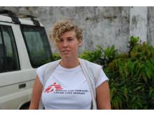 Johanna Linder, Läkare utan gränser