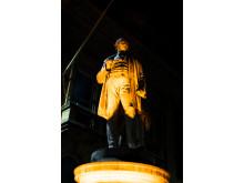 Sir Rowland Hill Statue