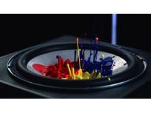 Sony High Power Audio - Cymatics Experiment