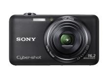 Cyber-shot DSC-WX7 von Sony_Schwarz_01