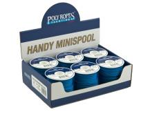 Polyestersilkelinor - Blå förpackning