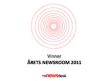 Mynewsdesk: Redningsselskapet, MIBA og KLP er kåret til Årets Newsroom 2011