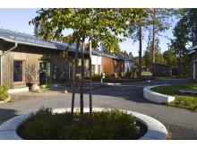 Solbackens förskola, Holmsund