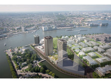 Visualisation of Maritim Hotel Amsterdam