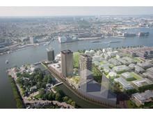 In Planung: Das Maritim Hotel Amsterdam.