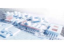 Utveckling av Uminova Science Park