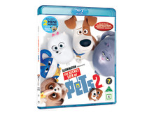 THE SECRET LIFE OF PETS 2, Blu-ray