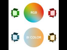 Walimex pro Rainbow RGBWW 50_100W 23034 23035 04