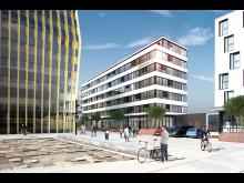 STRABAG Real Estate, BUSINESSMILE, Freiburg