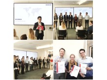 Panalpina's first Kickbox innovation day