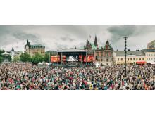 Malmöfestivalen Stortorget 2018
