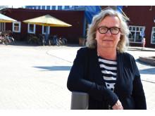Paula Wennberg, projektledare Centrum för distansöverbryggande teknik (CDT)vid Luleå tekniska universitet.