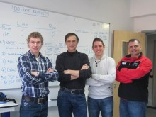 Researchers within the Department of Sport, Exercise and Rehabilitation