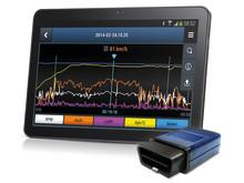 Infocar interface_tablet