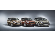 Ford MAX-familien