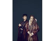 Troels Lyby og Xenia Lach-Nielsen i hovedrollerne som Leonora Christina og Corfitz Ulfeldt