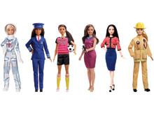 60. Jubiläum Karriere Puppen Sortiment