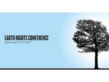 Earth Rights Conference 22 april Sigtunastiftelsen