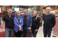 Svensk Cater- Malmfältens stora matleverantör