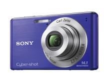 Cyber-shot DSC-W530 von Sony_Blau_03