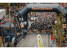Am 3. Oktober waren beim SportScheck RUN 2019 in Nürnberg zahlreiche Läufer am Start.