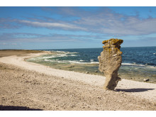 Gotland, rauk