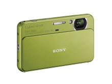 Cyber-shot DSC-T99 von Sony_grün_03
