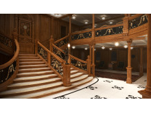 Titanic - Grand Staircase