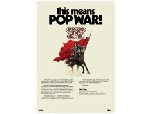 "IMPERIAL STATE ELECTRIC - nytt album ""Pop War"" ute 9 Mars!"