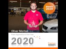 Oliver Morton - DLG