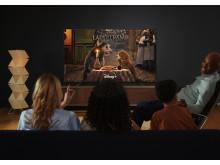Sony BRAVIA A8 4K HDR OLED TV & Disney+