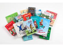 Översättningar av Astrid Lindgrens böcker
