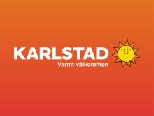 Ny logotyp för platsen Karlstad.