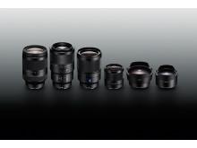 New FF lenses